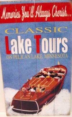 Classic Lake Tours