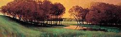 Sundown at Maple Creek